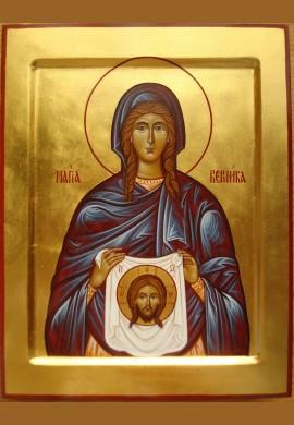 św. Weronika ikona1